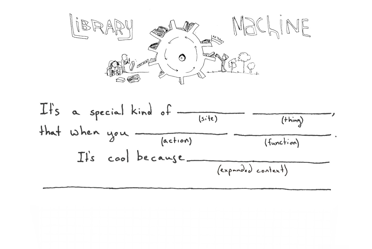 Librarymachine exercise  1